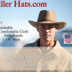 Outback Lite Felt Hats