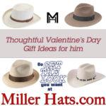 Men's Hats for Valentine